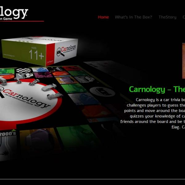 Carnology Board Trivia Game