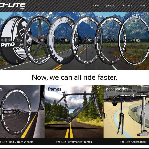 Pro-Lite Bicycle Online Store